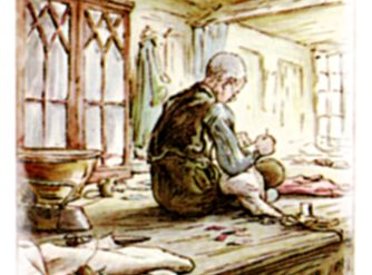 the tailor of gloucester, children books, best short stories, bedtime story, fairy tale, best fairy tale, popular bedtime stories, favourite short stories, short stories for children, short story