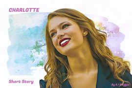Charlotte a short story of friendship, book cover, free short story