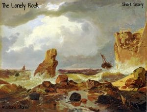 The Lonely Rock short story, narrative of a story shared