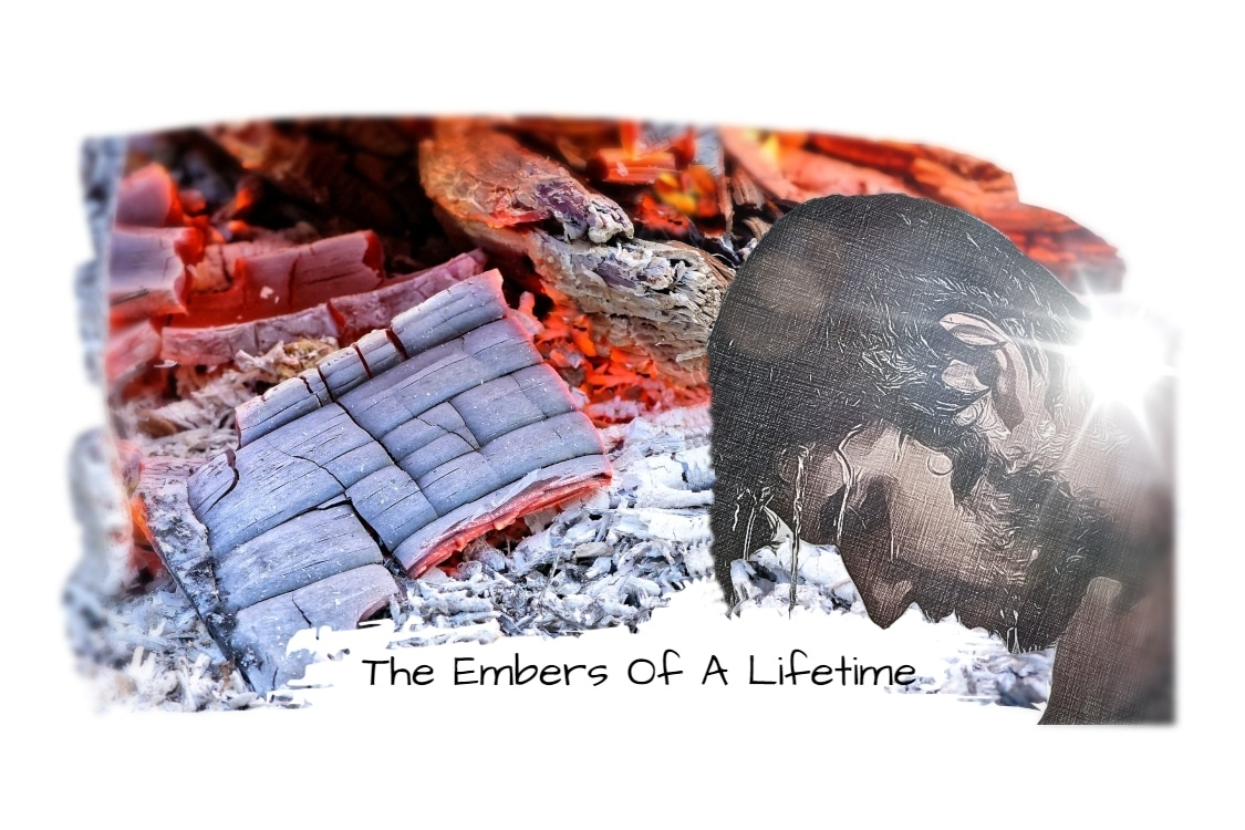 The Embers Of Lifetime expressing loss, memories and a burning emotion of the past