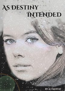 as destiny intended mystery romance, cover for short story